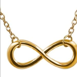 Jewelry - Necklace Fashion Vintage Infinity Pendan Necklace